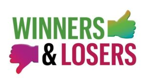 Image of winners and losers sign, winners are furloughed, losers are #2millionreasonswhy